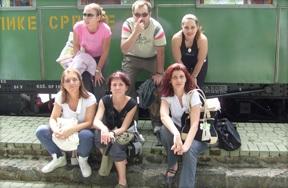 Nastavnici na ekskurziji