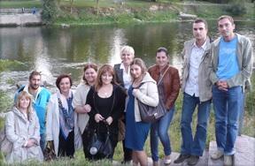 Nastavnici i učenici na ekskurziji