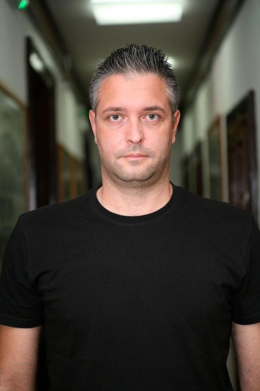 Prof. Danijel Dimitrijević