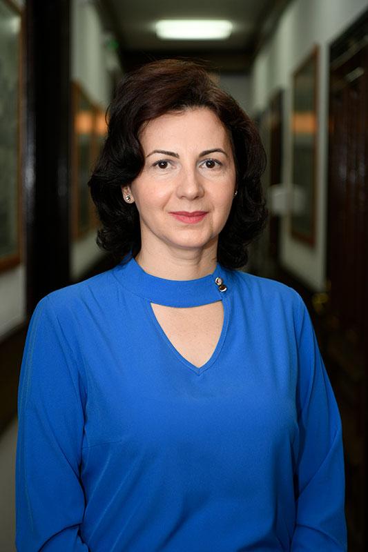 Prof. Jelena Dragičević