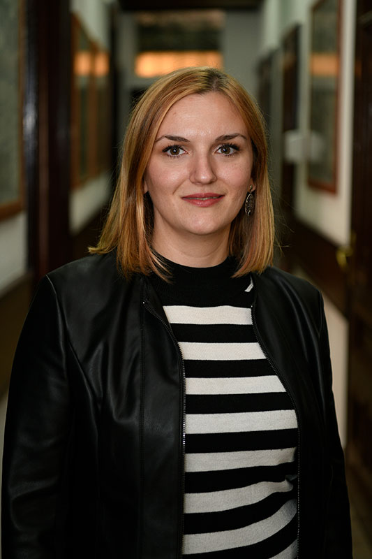 Prof. Kata Đukić