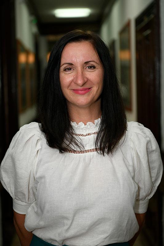 Prof. Martina Janjanin