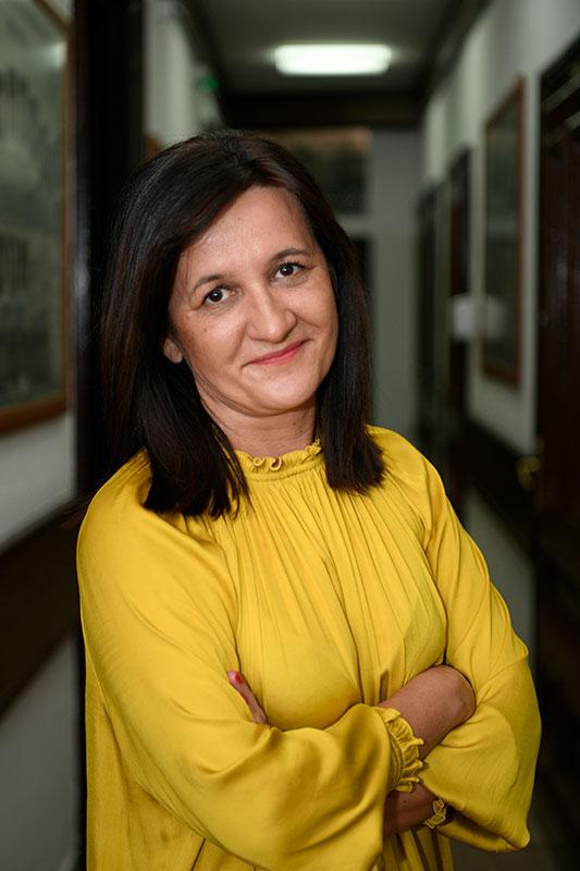 Prof. Suzana Stepanović