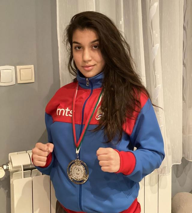 Dragana Jovanović, učenica Elitne škole je sportistkinja godine